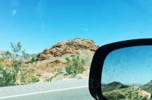 暴走于48摄氏度的红石峡谷