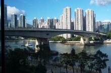 香港终于通关了