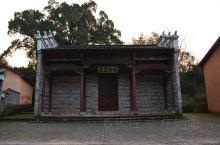 江西井冈山风景区的慎德书屋旧址。