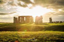 巨石阵 古老的史前遗址