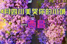 4月四川美哭你的小城—西昌