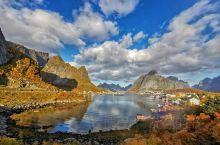 登(爬)山记之一~挪威罗弗敦岛雷讷