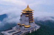 远近闻名的佛教圣地