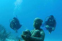 水下艺术博物馆,你听说过吗? 在昆士兰北部的汤斯维尔(Townsville),大堡礁的海面之下,就新