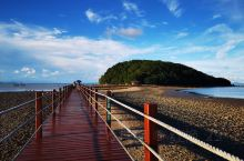 夏日的海边,风景无限美