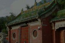 素食者游历中国的故事20年8月23,登封