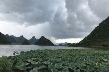 小桂林感觉的普者黑 匆忙出行的一次旅行,目的地是普者黑但是却在仙人洞失了心,山山水水满目荷塘非常惬意