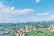 悠闲的普者黑唯有的爬山项目,过程崎岖蹒跚,景色却不负期待。  地理位置: 正对普者黑村,如果选择的民