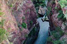 红石峡一瞥~