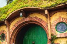 玛塔玛塔镇,电影《指环玉》和《霍比特人》的取景地之一。