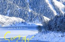 冬日好去处■震撼的美.新疆天山天池