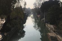 南浔古镇的风景很江南,真实是为了橘红糕专程去的