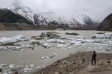 春游来古冰川