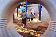 章鱼兄妹在旅顺儿童公园