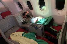 埃塞俄比亚航空商务舱很破!