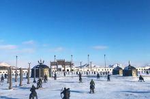 冬季里寻找属于京北草原大汗行宫的美