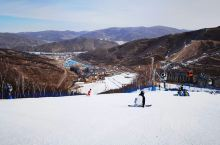 太舞滑雪小镇