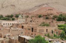 吐鲁番吐峪沟麻扎村