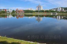 绥芬河的美六月之美