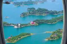 湖北黄石仙岛湖,世外桃源