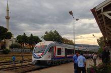 在土耳其坐火车