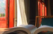 舒适的午后,最美网红民宿等你来读一本书~