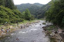 夏日里的香岚溪