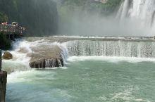 中国最大的瀑布——黄果树瀑布