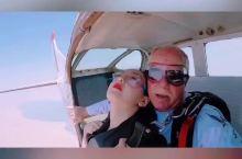 在纳米比亚跳伞是怎样的体验