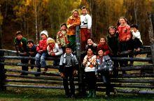 喀纳斯禾木·遇见新疆·遇见图瓦人