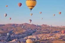 卡帕多奇亚 带着梦想的热气球起飞