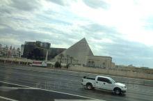 拉斯维加斯的金字塔