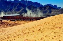 离北京最近的沙漠,走一走天漠,感受江湖豪