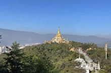 勐焕大金塔-小乘佛教第一圣地