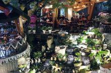 越南胡志明市草木地帶咖啡館 #園林景觀 #咖啡