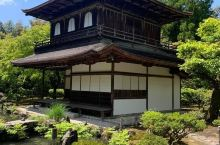 【京都·世界文化遗产·银阁寺】