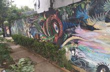 涂鸦墙!!!
