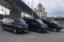 航拍圣彼得堡市