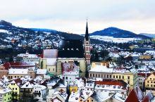克鲁姆洛夫世界上最美又迷人小镇之一