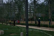 在建的商城遗址公园