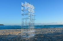 昆士兰最大的户外雕塑展SWELL Sculpture Festival 正在黄金海岸 (Gold C