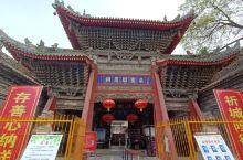 三原城隍庙,有六百年历史的城隍庙