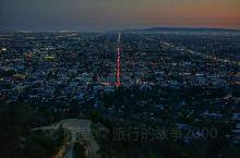 格里菲斯天文台:俯瞰洛杉矶,遥望好莱坞。