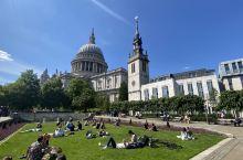 打卡伦敦圣保罗大教堂