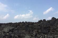 老黑山火山口