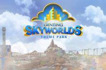 看了好想玩的云顶天城世界主题乐园!