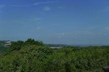 蓝天白云,风景无限