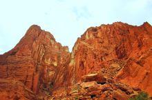 新疆-库车-天山神秘大峡谷
