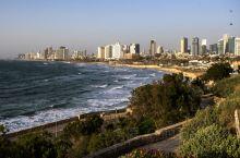 以色列海法航海滨风光