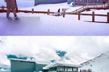 南方冰雪仙境,每年初雪美上热搜,保你心动